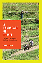 Dr. Jenny Chio's book,  A Landscape of Travel, reviewed
